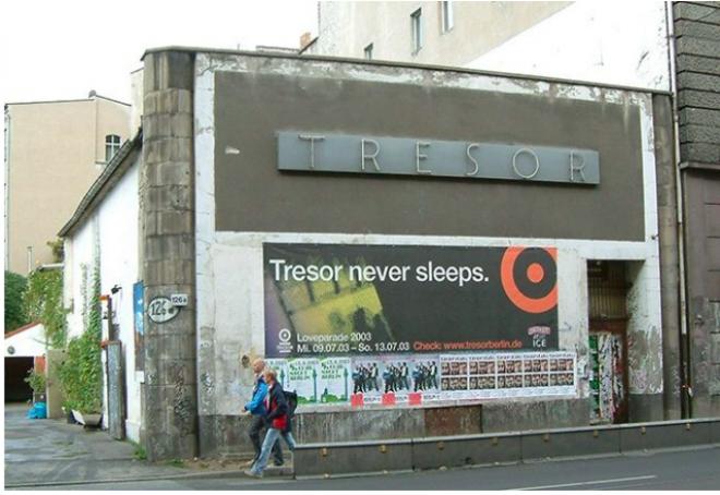 Berlinski klub Tresor pokrenuo Startnext fundraising kampanju
