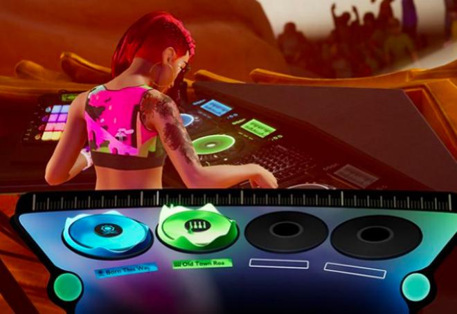 FUSER - interaktivna DJ igrica