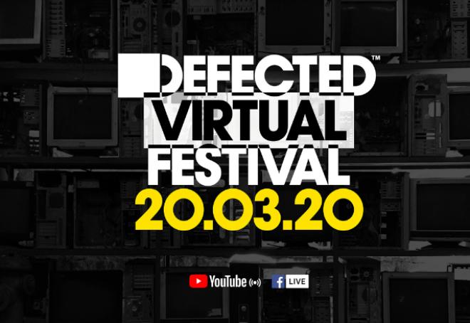 Defected sprema virtualni festival