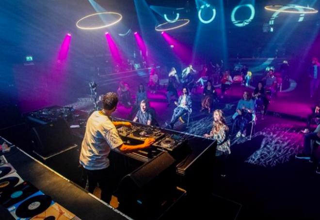 U Nizozemskoj održan techno party na kojem je ekipa - sjedila