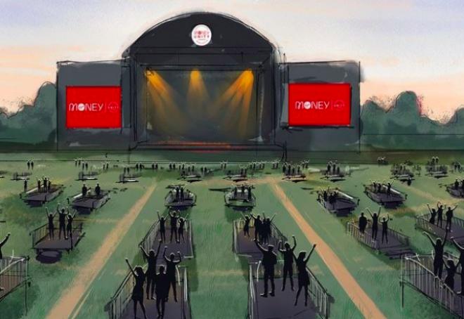 U Velikoj Britaniji se otvara prvi koncertni prostor s osiguranom socijalnom distancom