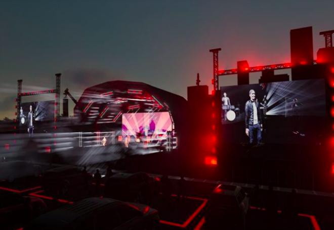 Live Nation otkazao drive-in koncertnu turneju