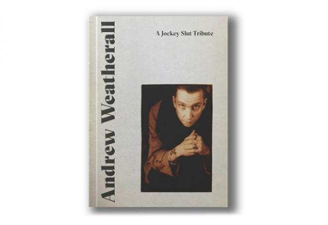 Jockey Slut najavljuje knjigu u čast Andrewa Weatheralla