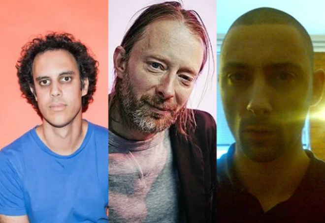 "Burial, Thom Yorke i Four Tet objavili 12"" EP s dvije stvari"