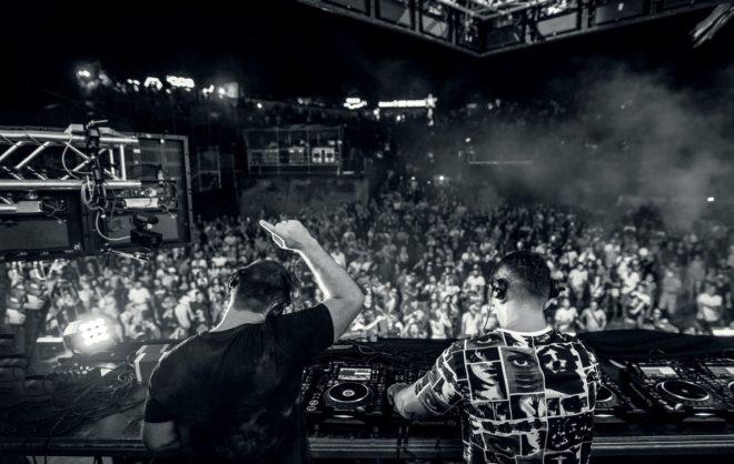Exit Festival objavio snimak live seta DJ dvojca Wise D & Kobe