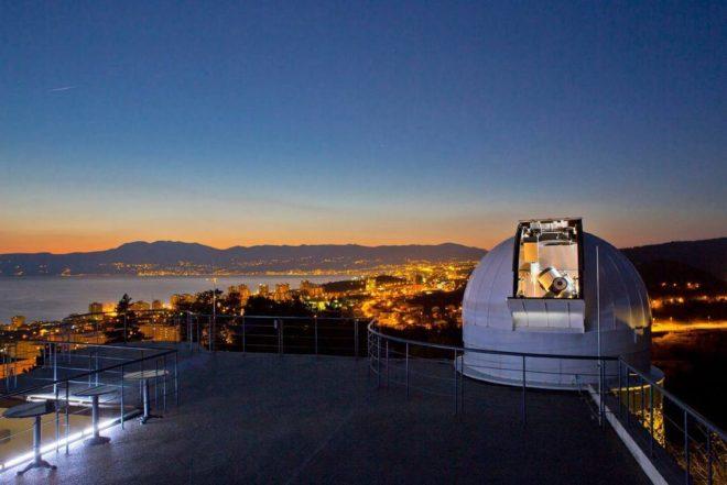 Dnevni plesnjak na krovu Zvjezdarnice s pogledom na Kvarner kreće ove nedjelje