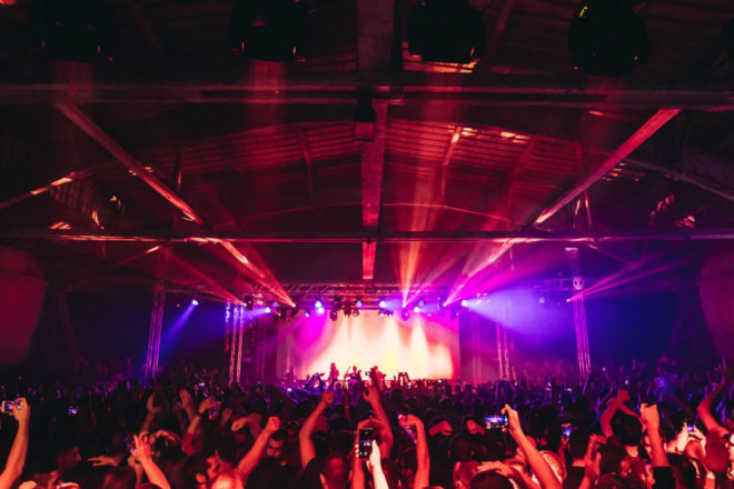 Srbija u novembru: Octave One, Recondite, DJ Tennis, Nipplepeople, Gramatik, Lovefest Experience...