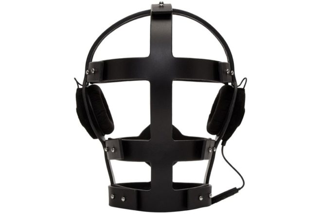 Arca dizajnirao skupocjene kožne BDSM slušalice