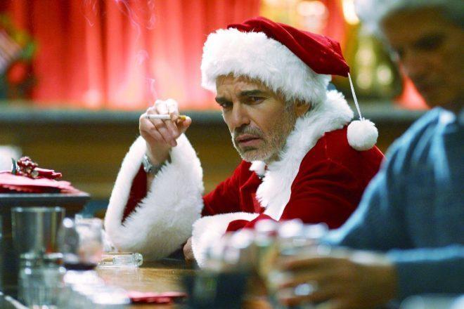 Djed Mraz rekao djeci da odj*** s obiteljskog ravea
