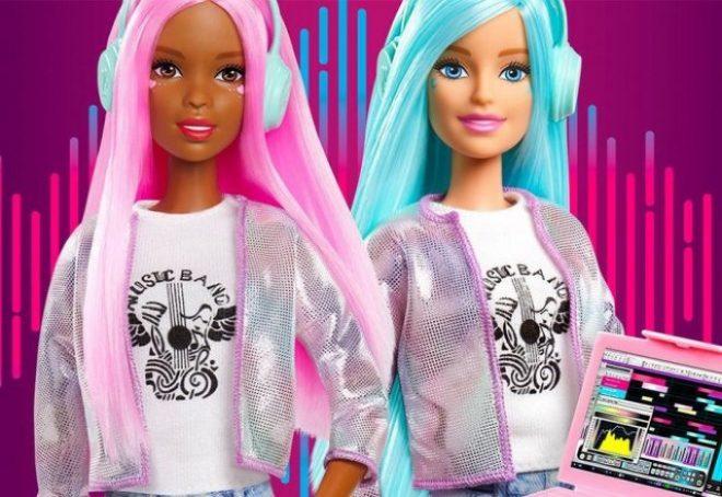 Od sad postoji i Barbie, glazbena producentica