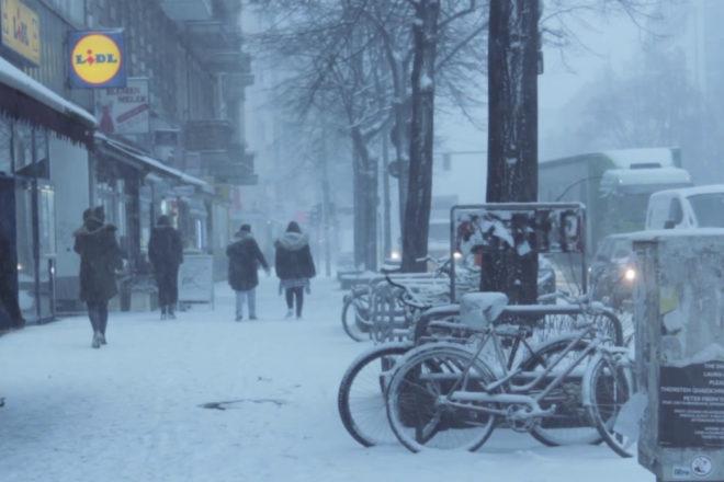 Berlinski klubovi nude zimsko utočište beskućnicima