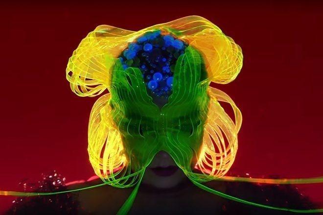 Björk izbacila novi video za 'Notget'