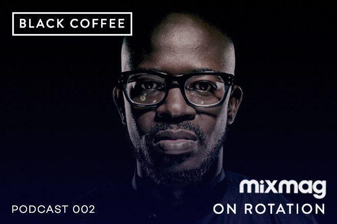 On Rotation: Podcast 002 - Black Coffee