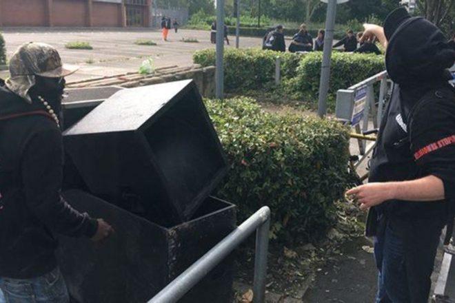 Policija nije mogla prekinuti ilegalni rave proteklog vikenda