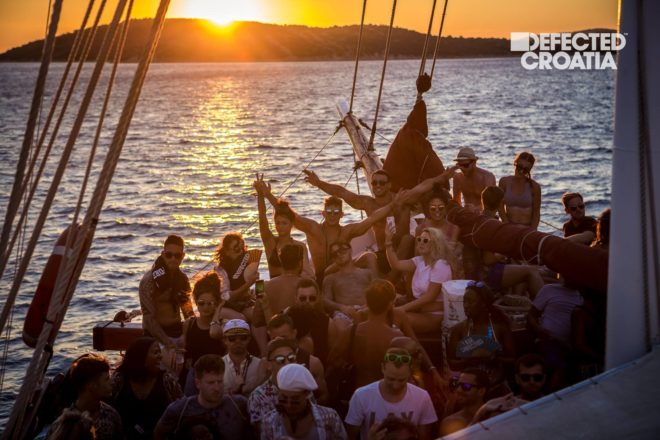 """Mindfulness"" na Defected Croatia festivalu"