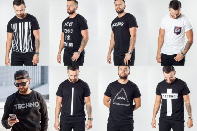 Techno moda 2018