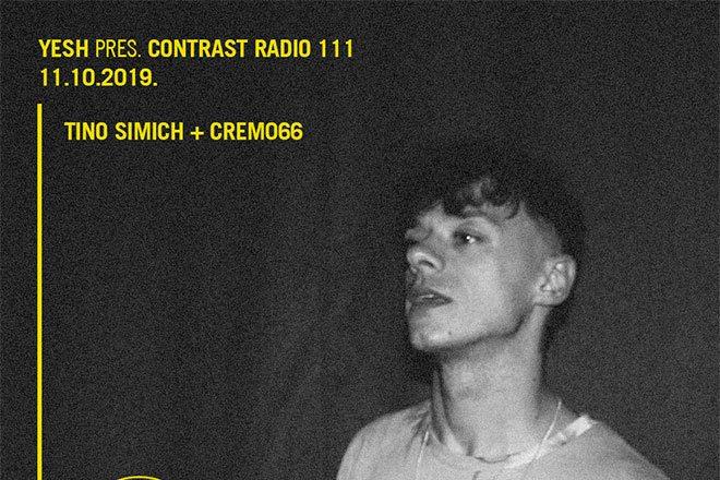 I ovog petka slušamo Contrast Radio  - gost emisije je Tino Simich
