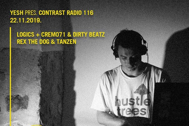 I ovog petka slušajte Contrast Radio!