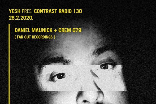 Contrast Radio predstavlja: Daniel Maunick