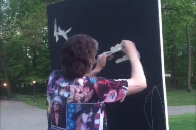 Video: Umjetnik iz Detroita i njegova počast dvojici glazbenih velikana