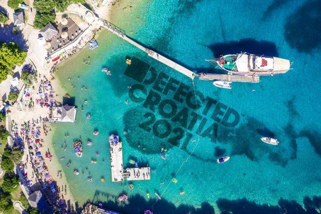 Upute za sve posjetitelje Defected Croatia 2021.
