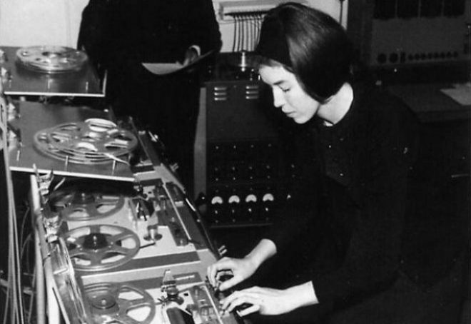 Nova knjiga predstavlja 95 pionirki elektroničke glazbe