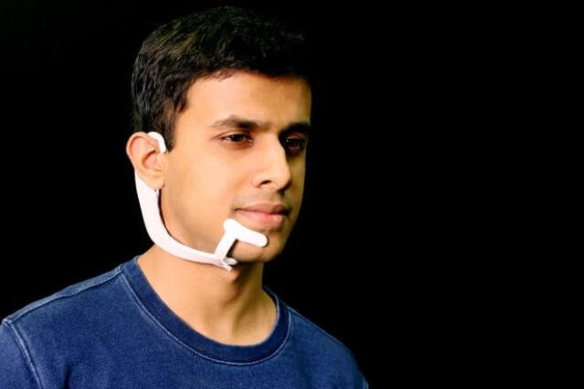 Znanstvenici s MIT-a su razvili uređaj koji može očitati interno verbalizirane riječi