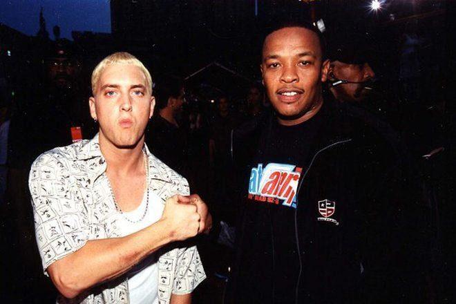 Eminem i Dr. Dre ponovno rade zajedno
