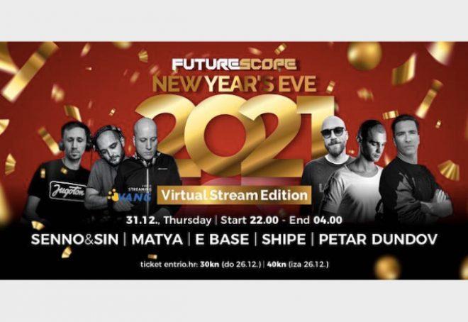 Future Scope po prvi put u vaše domove donosi virtualni novogodišnji party