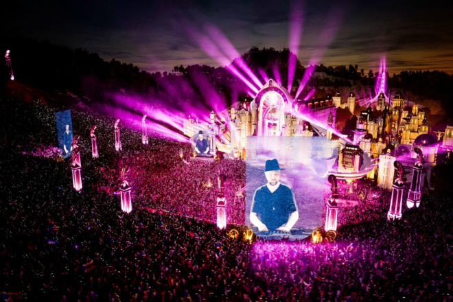 "Tomorrowland objavio dokumentarac: ""Never stop the music - The Creation of Tomorrowland 2020"""