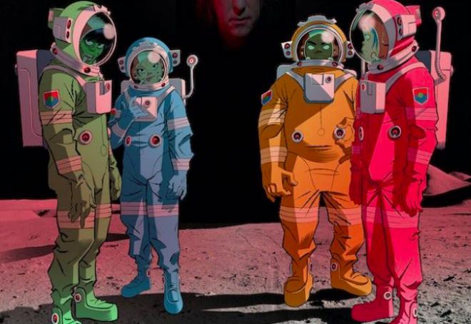 """Gorillaz objavljuju prošireni album """"Song Machine"""" suradnji sa zvjezdanom listom suradnika"""