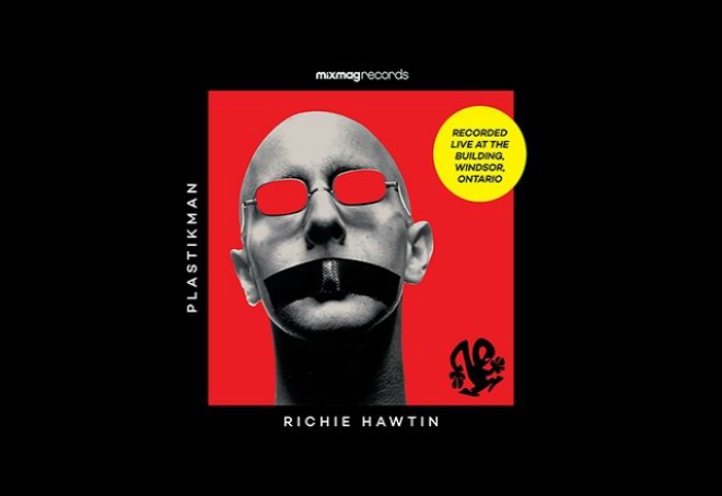 Mixmag Live Mix Richiea Hawtina iz 1995. dostupan je od 18. prosinca