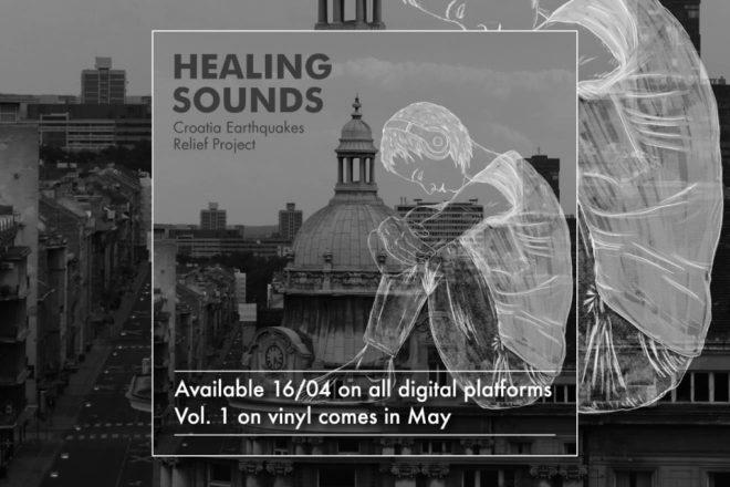 Kompilacija ''Healing Sounds'' od danas na svim digitalnim platformama