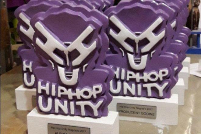 Objavljeni su dobitnici Hip Hop Unity nagrada za 2017. godinu