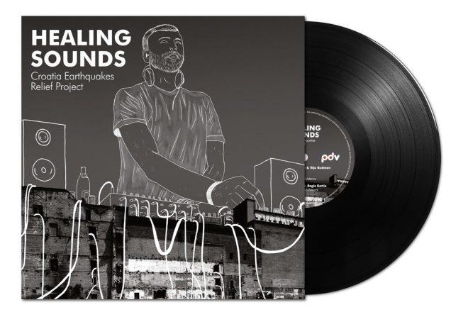 Započele prednarudžbe vinilnog izdanja ''Healing Sounds Part 1''