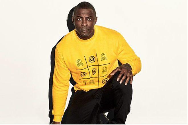 Idris Elba pokrenuo modnu liniju u čast DJ kulturi