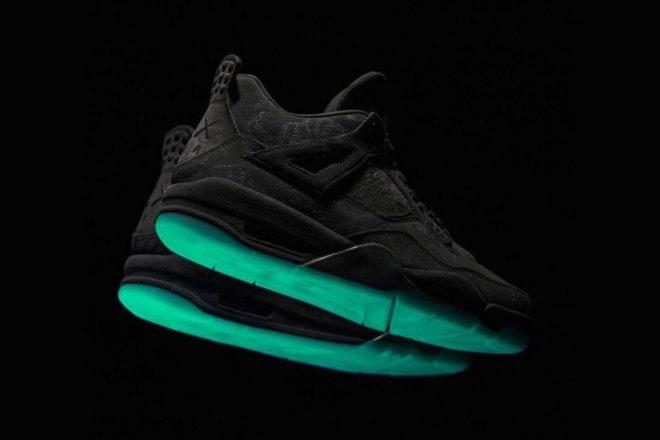 Izlazi nova suradnja KAWS x Air Jordan 4 Black