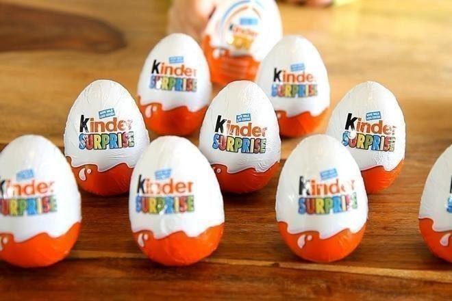 Policija u raciji pronašla zalihu Kinder jaja napunjenih kokainom