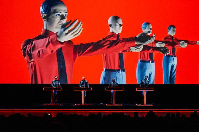 Tri najbolja albuma grupe Kraftwerk