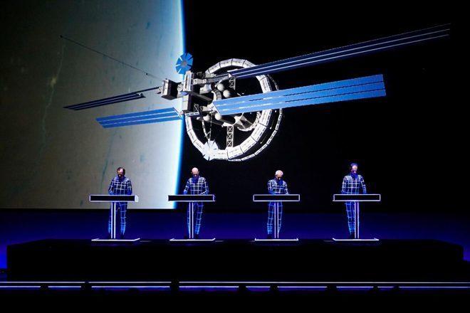 Kraftwerk će na Dimensions festival dovesti i svoj 3D show