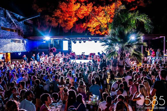 Tech, house i underground zvuk u bolskom 585 Clubu