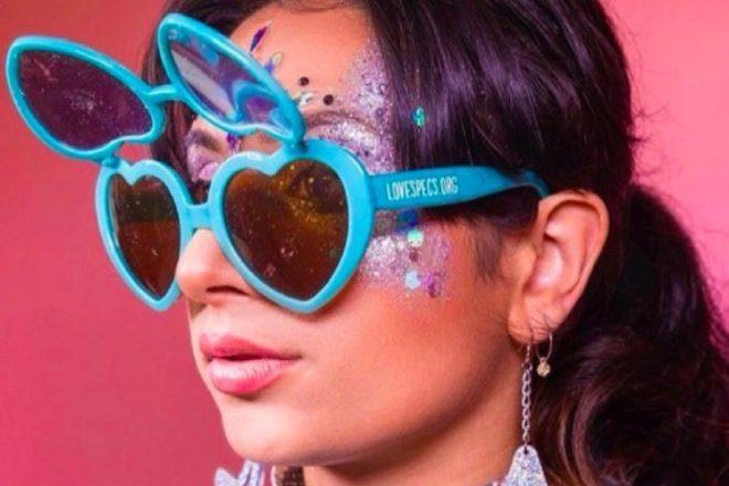 Love Specs: modni trend s humanitarnom notom