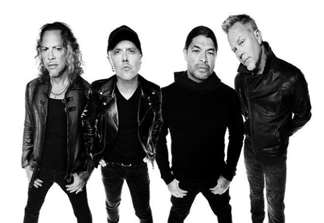 Metallica izbacuje album covera; sudjeluju Neptunesi, J Balvin i Chase & Status