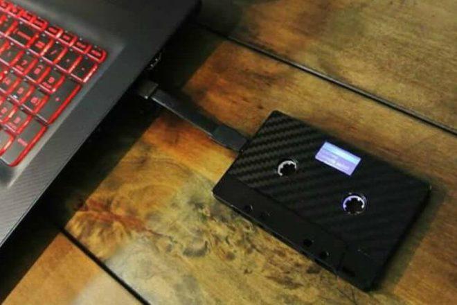 MP3 player koji je zapravo kazeta