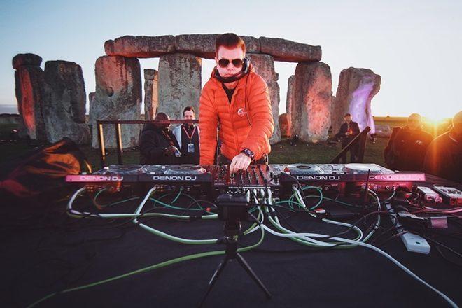 Paul Oakenfold je postao prvi DJ koji je ikada nastupao na Stonehengeu