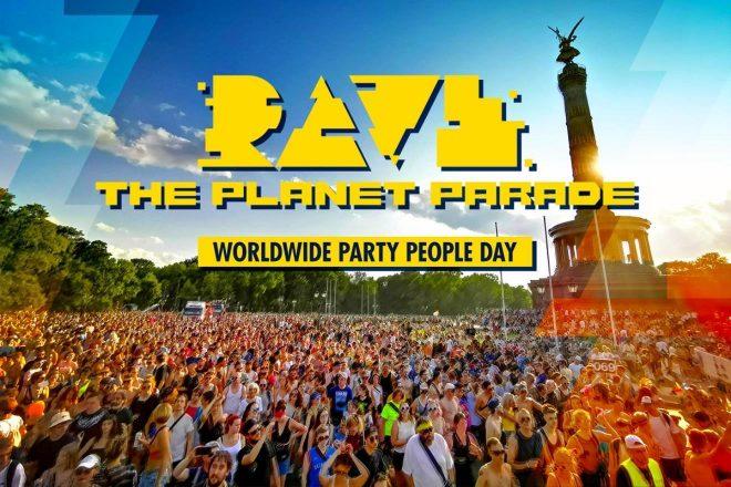 Rave The Planet - nova parada u Berlinu