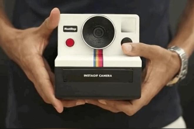 Polaroid gif kamera konačno omogućila fotografije u pokretu