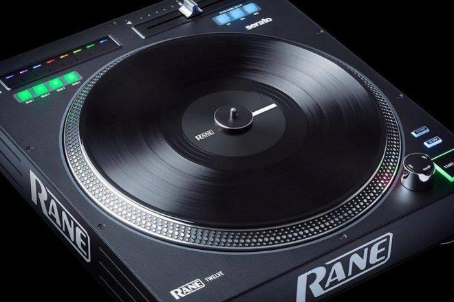 Rane Twelve - hibrid digitalnog playera i gramofona