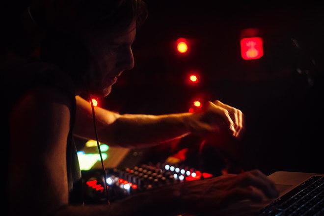 Mixmag Live s Richie Hawtinom u New Yorku