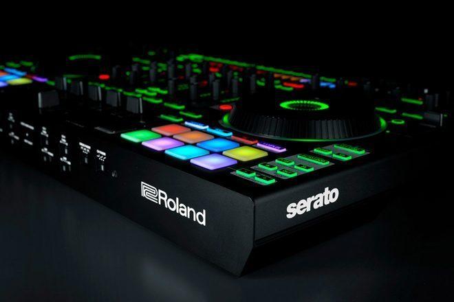 Roland je izbacio nove drumove i efekte za svoje inovativne DJ kontrolere